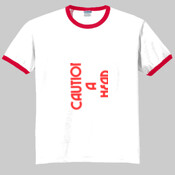 LC Design - Ultra Cotton ® Ringer T Shirt